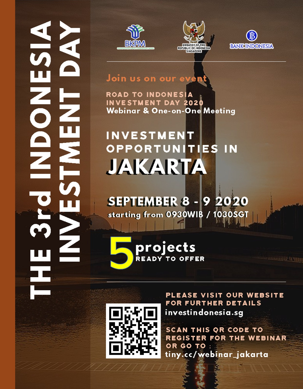THE 3rd INDONESIA INVESTMENT DAY