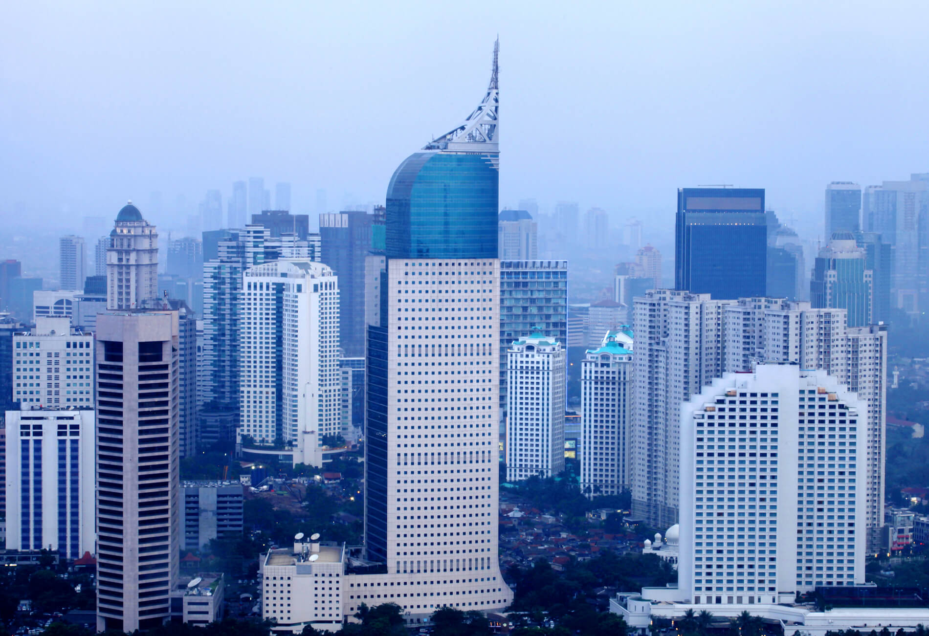 Morgan Stanley: Indonesia Economy Will Recover Fast from Corona Epidemic